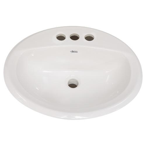 0475047 020 American Standard Aqualyn Drop In Sink