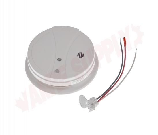 Ppe120ca Kidde 120v Hardwire Photoelectric Smoke Alarm Battery