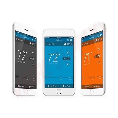 Photo 3 of 1F87U-42WFC : Emerson White Rodgers Sensi Wi-Fi Thermostat, Programmable, Heat/Cool