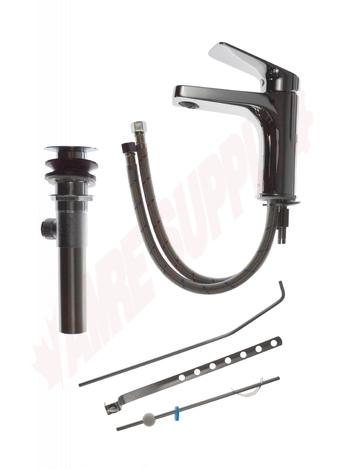 Photo 2 of TL363SD#CP : Toto Oberon S Single Handle Faucet, Chrome