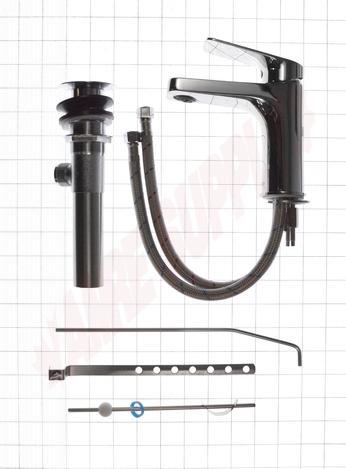 Photo 12 of TL363SD#CP : Toto Oberon S Single Handle Faucet, Chrome