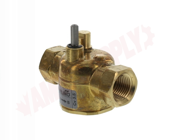 Photo 2 of ZONE215N-35 : Belimo 2-Way Actuator Valve Body Only, 1/2 3.5 Cv
