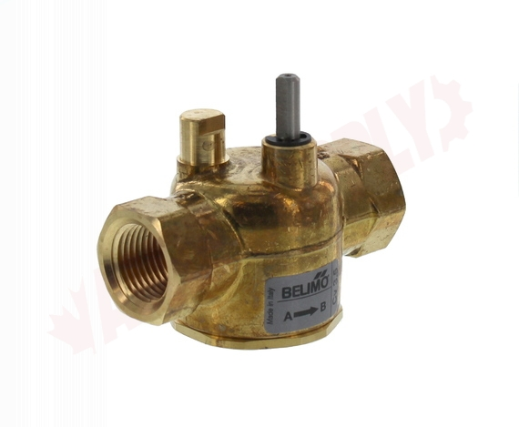 Photo 8 of ZONE215N-35 : Belimo 2-Way Actuator Valve Body Only, 1/2 3.5 Cv