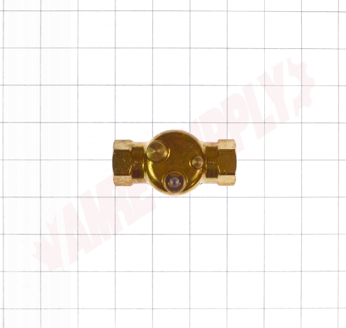 Photo 12 of ZONE215N-35 : Belimo 2-Way Actuator Valve Body Only, 1/2 3.5 Cv