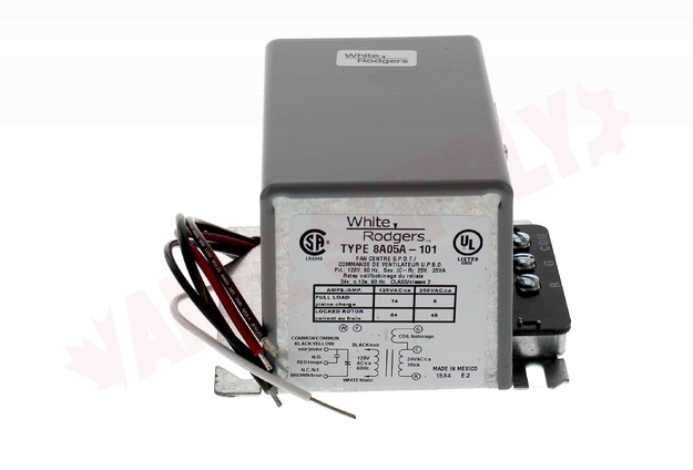 White Rodgers Relay Wiring Diagram from www.amresupply.com
