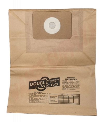Photo 2 of XQC1001 : Vacuum Paper Bags, VACDCC200, 10/Pack