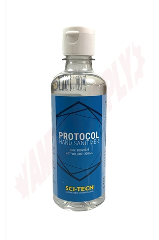 Photo 1 of STC0700300 : Protocol 70% Alcohol Hand Sanitizer, 300ml