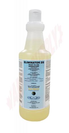 Photo 1 of 600001S : Eliminator DS RTU Disinfectant, 1L