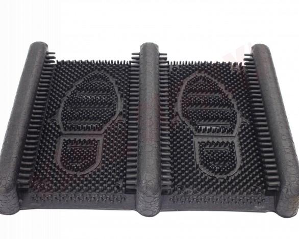 Photo 3 of RBS220000 : Edgewood Rubber Boot Scraper, 12-3/5 x 15-2/5