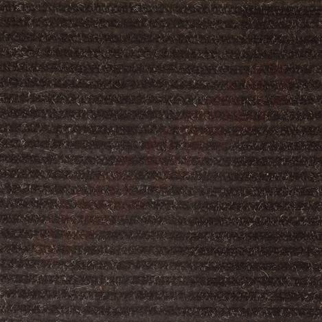 Photo 1 of TWR200305 : Edgewood Twin Rib 3' x 5' Charcoal Wiper/Scraper Floor Mat