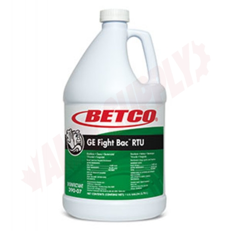 Photo 1 of 3900407 : Betco GE Fight-Bac Ready-To-Use Disinfectant, 1gal