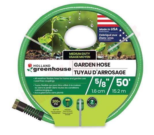 Photo 1 of HM58050 : Holland Greenhouse Medium Grade Hose, 50'