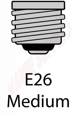 Photo 2 of S29404 : 7W PAR20 Dimmable LED Flood Lamp, 5000K