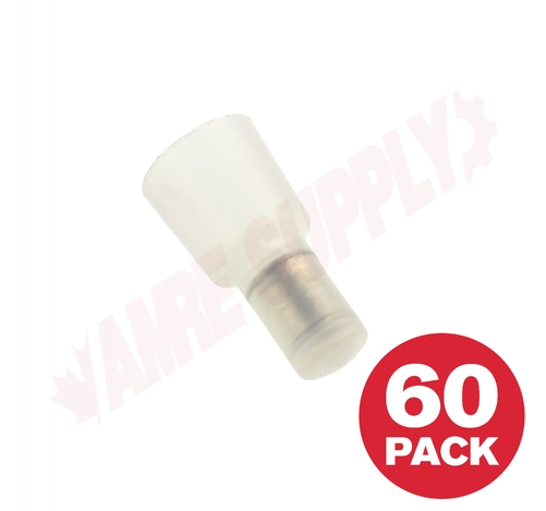 Photo 1 of P-CES-16/10 : WiringPro 16-10 Closed End Connector Terminals, 60/Package