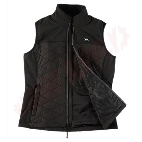 Photo 6 of 333B-21L : Milwaukee M12 AXIS Heated Women's Vest Kit, Black, Large