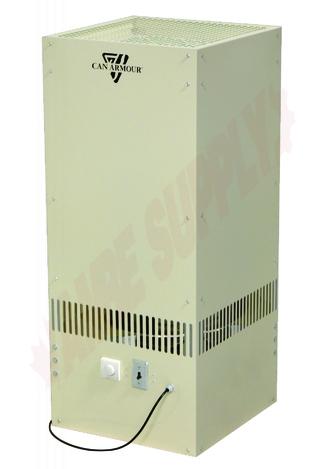Photo 1 of AP2000 : Can Armour HEPA Air Purifier, 1900 CFM, 16,000 cu.ft.