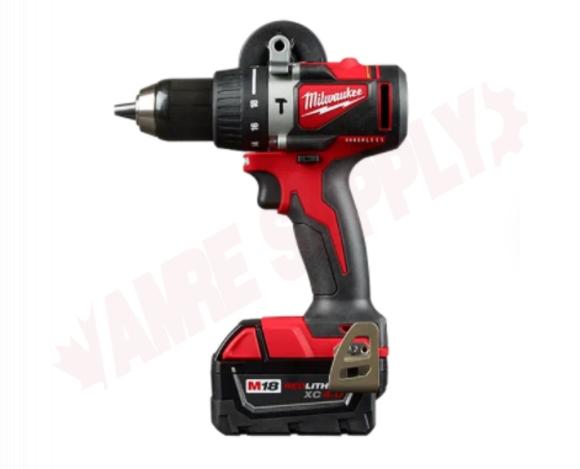 Photo 3 of 2893-22 : Milwaukee M18 Brushless 2-Tool Combo Kit, Hammer Drill & Impact Driver