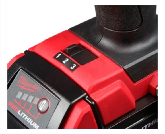 Photo 4 of 2893-22 : Milwaukee M18 Brushless 2-Tool Combo Kit, Hammer Drill & Impact Driver