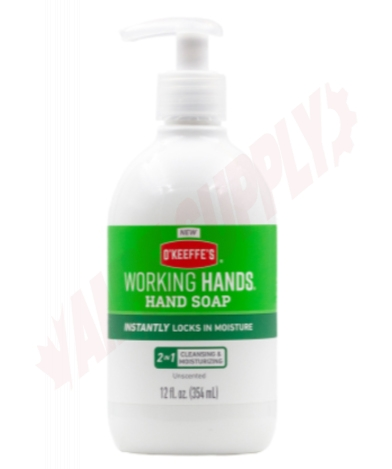 Photo 1 of 106509 : O'Keeffe's Working Hands Hand Soap, 12oz