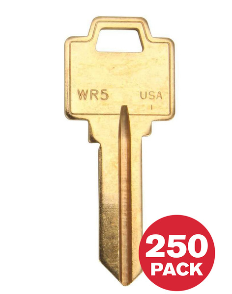 WR5-BR-250PK