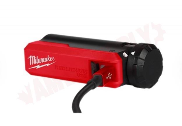 Photo 3 of 48-59-2013 : Milwaukee REDLITHIUM USB Charger & Portable Power Source Kit