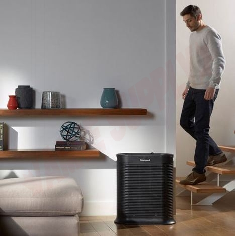 Photo 5 of HPA8350B : Honeywell True HEPA Bluetooth Smart Portable Air Purifier With Allergen Remover, MAT.214-830