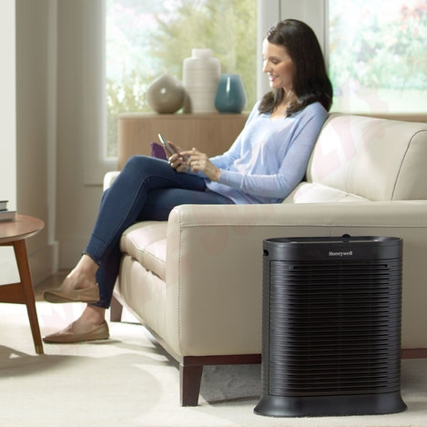 Photo 6 of HPA8350B : Honeywell True HEPA Bluetooth Smart Portable Air Purifier With Allergen Remover, MAT.214-830