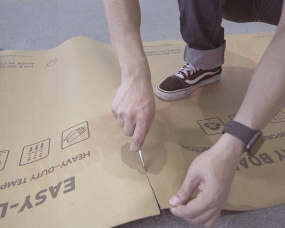 Photo 3 of FPP050002 : Edgewood Easy Lay Board, 38 x 100'