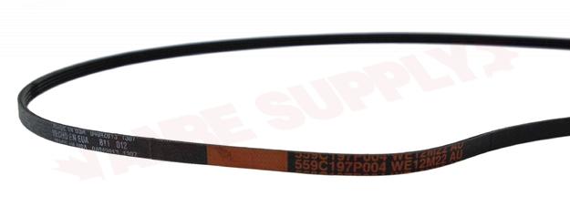 Photo 2 of WW02F00028 : GE Dryer Drum Belt
