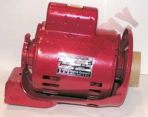 169038 bell gossett 1 3hp motor power pack 115 230v Electric motor repair columbia sc