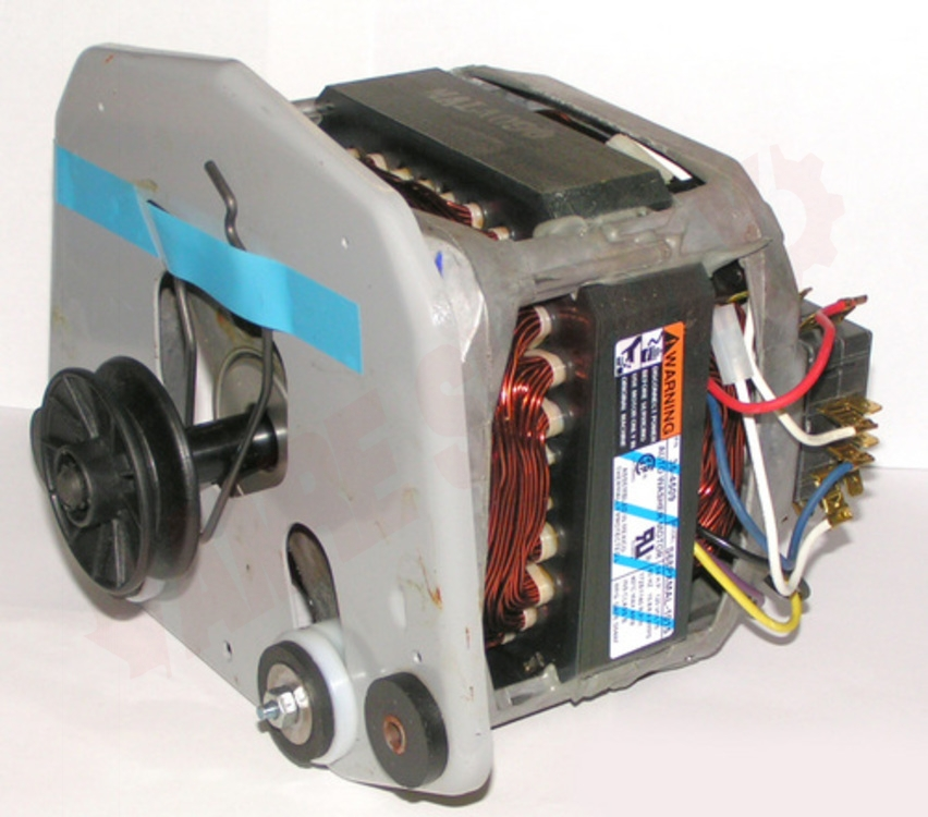 21001170 : Whirlpool Top Load Washer Drive Motor With Pulley