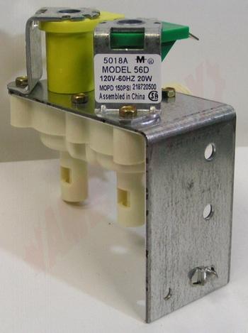 218720500 : Frigidaire Refrigerator Water Inlet Valve