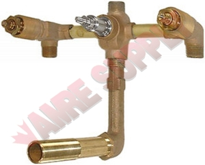 14wf144 Waltec Tub Amp Shower Faucet Rough In Amre Supply