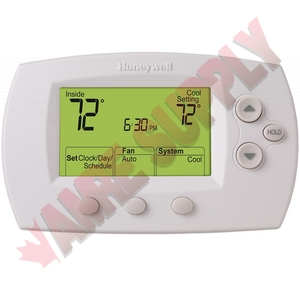 Th6110d1005 Honeywell Digital Programmable Thermostat