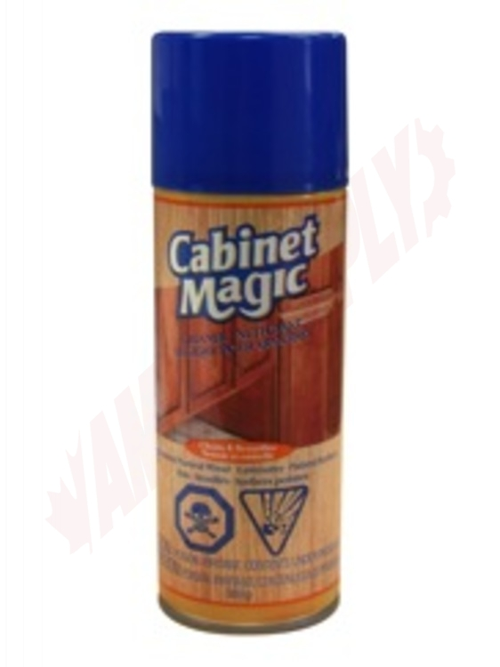 1639 Cabinet Magic Non Wax Polish Cleaner 510g Amre Supply