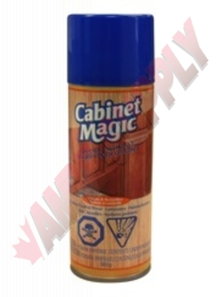 1639 Cabinet Magic Non Wax Polish Cleaner 510g Amre