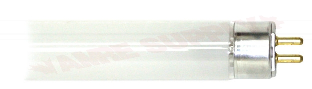 Photo 1 of F28T5/41K/8/PS : 28W T5 Linear Fluorescent Lamp, 46, 4100K