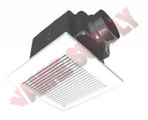 Bpt12 02a gnn exhaust fan 50cfm 10 sone amre supply for Gnn bathroom fans