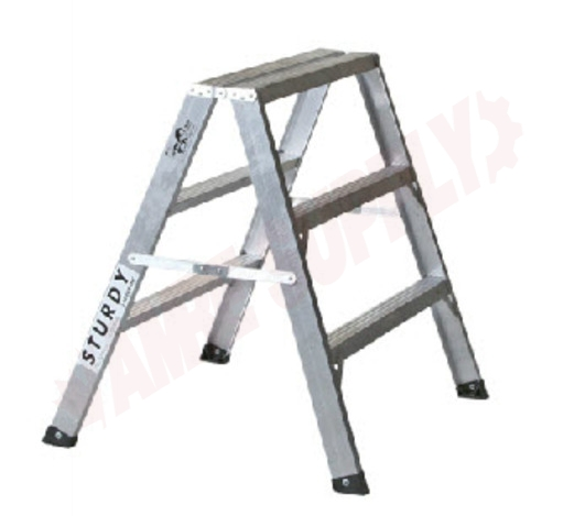Photo 1 of 130-25 : Sturdy Ladder Mustang 2.5' Sawhorse, 300lbs