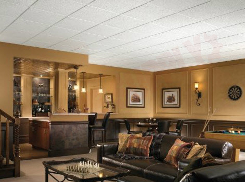 Arm266 Armstrong Brighton Ceiling Tiles 24 X 24 X 12 16pack