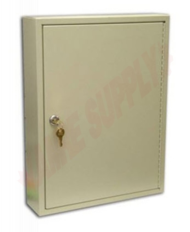 Photo 1 of 4908A : Riopel 10 Unit Key Cabinet, Steel