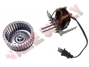 65894k Nutone Exhaust Fan Motor Blower Assembly