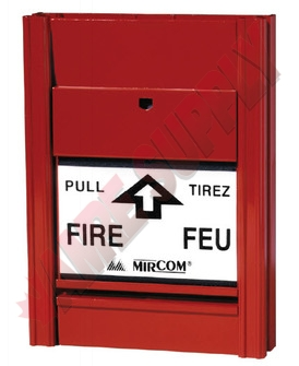 Ms 401 Metal Fire Alarm Pull Station Single Stage