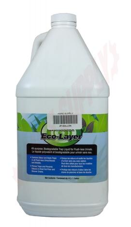 Photo 1 of ZF-GALLON : Water Matrix ZeroFlush Waterless Urinal Odour Barrier Liquid, 128oz