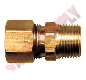 68 8d 1 2 Quot Tube X 1 2 Quot Male Pipe Connector Amre Supply