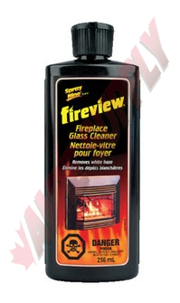 15-C15808 : FIREVIEW FIREPLACE GLASS CLEANER, 236ML | Amre ...