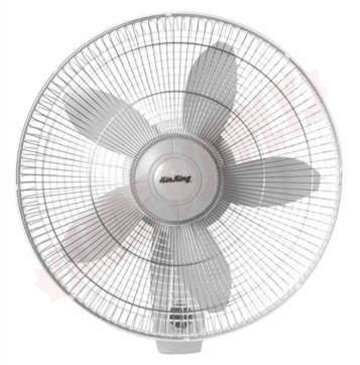 9018c Air King Wall Mount Fan 18 Oscillating Commercial Grade 1