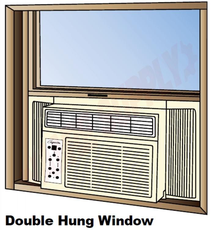 RADS-101 : Comfort-Aire 10,000BTU Window Air Conditioner Energy Star
