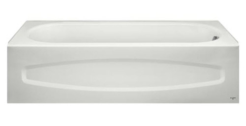 Delicieux American Standard Colony Tub, Right Hand, White Steel