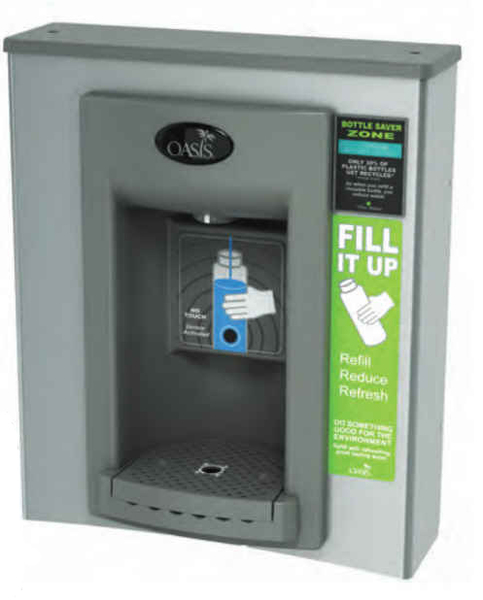 Complete Units - Water Fountains, Coolers and Bottle Filling